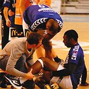 Handball, les blessures spécifiques