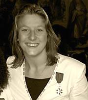 Lise LEGRAND, lutteuse