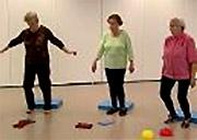 CHUT ? JE M?EQUILIBRE : La précaution des chutes chez les personnes âgées