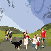Un réseau sport santé bien-être pour la région nord pas-de-calais