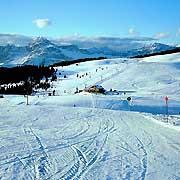 Grossesse et ski