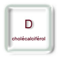 Vitamine D (cholécalciférol)