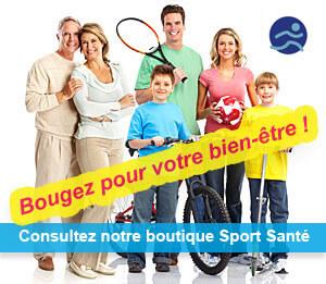La Boutique Sport Santé de l'IRBMS
