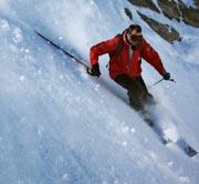 La pratique du ski