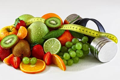 Gesunde Diät