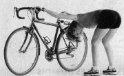 Mal de dos et cyclisme