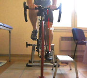 Cycliste-examen