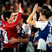 Les spécificités du handball féminin
