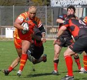 La pratique du rugby