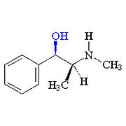 L'éphédrine
