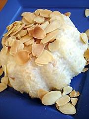 Gâteau de riz aux amandes