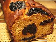 Gâteau pour le sport aux pruneaux