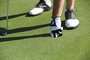 Golf et podologie