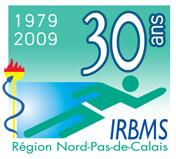 Logo dessiné pour les 30 ans de l'IRBMS