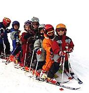 La pratique du ski chez l'enfant