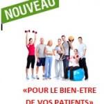 1ère Formation «pour le bien-être de vos patients»