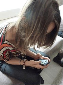 Les cervicalgies des textos