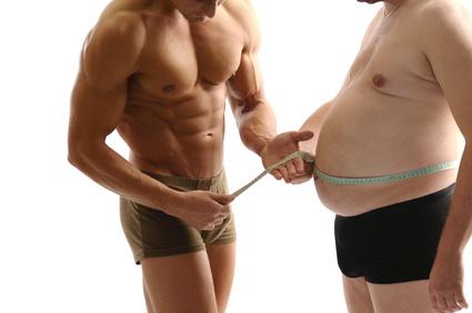 как убрать жир живота спины