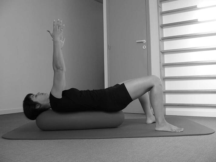 Pilates : rééducation de lombalgie chronique