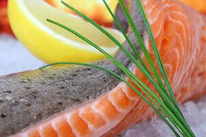 Préparation : saumon en marinade