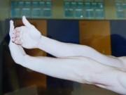 Canal carpien : exercices de prévention et d'étirement