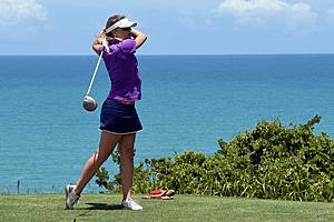 La pratique du golf