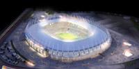 Brésil 2014 : Le stade de Fortaleza