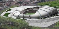 Brésil 2014 : Le stade de Natal