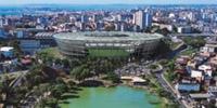 Brésil 2014 : Le stade de Salvador