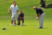 Golf et mal de dos