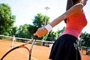 Tennis et mal de dos