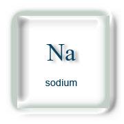 Minéraux : Sodium / Na