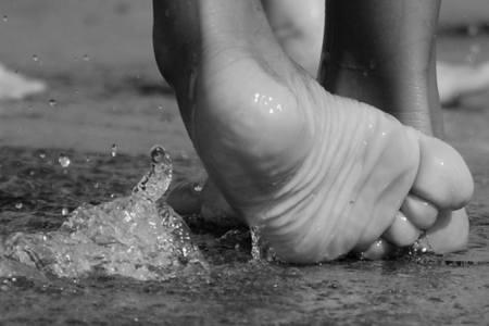 L'hygiène du pied
