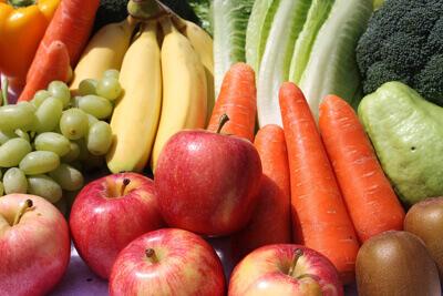 Fruits et légumes, pourquoi 5 par jours ?