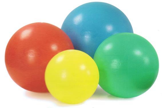 Exercices au ballon suisse pour prévenir des lombalgies