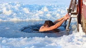 Nage en eau froide