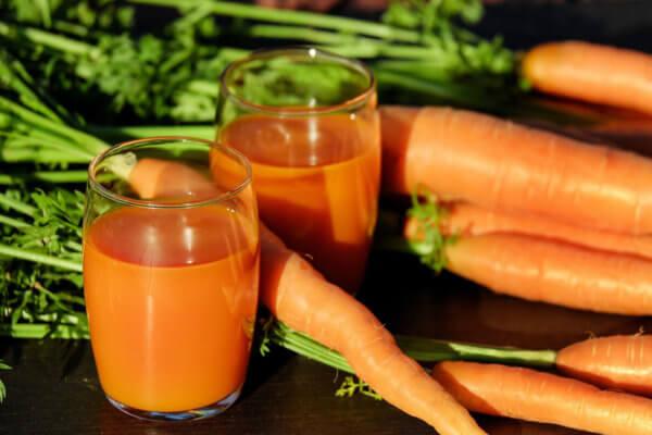 La carotte, idéale pour faciliter le bronzage !
