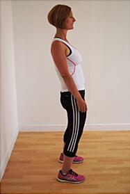 Position debout mauvaise posture