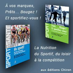 Disponible dans notre Boutique Sport Santé