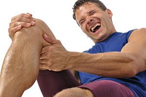 Douleur musculaire à la cuisse