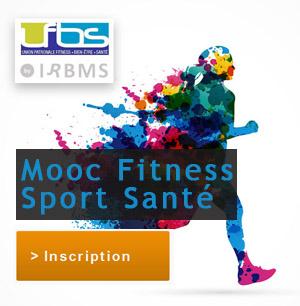 Inscription : Mooc Préventeur Fitness Sport Santé