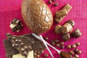 Le chocolat de pâques