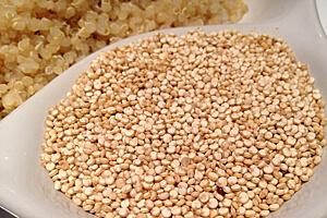 Quinoa et sport