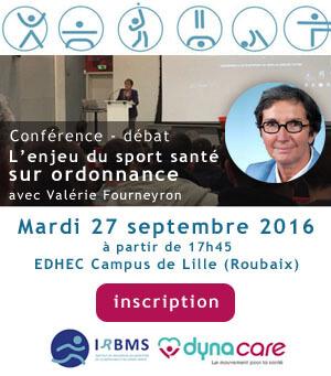 Débat : l'enjeu du Sport Santé sur Ordonnance