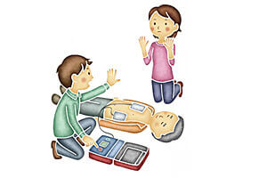 etapes-utilisation-defibrillateur