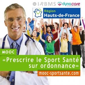 Mooc : Prescrire le sport sur ordonnance