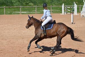 Équitation et condition physique