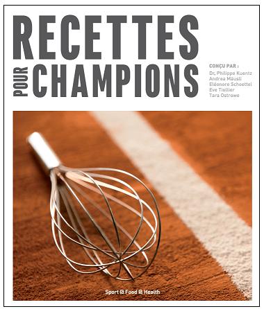 Recettes pour Champions