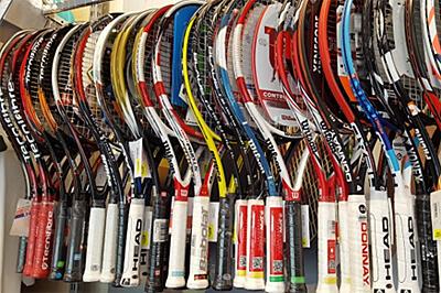 Choisir sa raquette de tennis