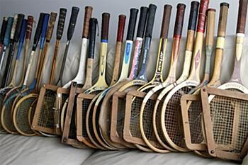 Collection de raquette